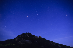 星空と頂の素材 [FYI00480497]