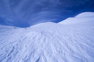 雪原と空の写真素材 [FYI00480506]