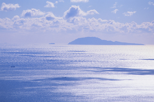 新島を望む、I hope Niijimaの素材 [FYI00480591]