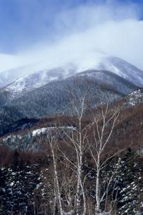 山眠る・乗鞍岳の写真素材 [FYI00480713]
