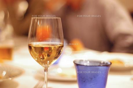 ワイングラスの写真素材 [FYI00480807]