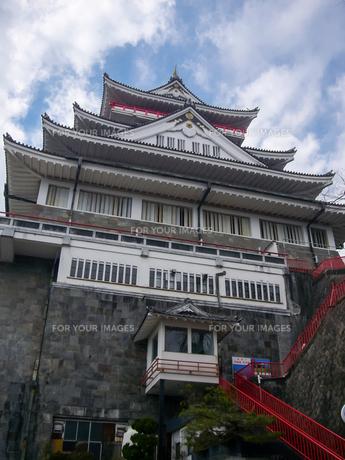熱海城の写真素材 [FYI00480871]
