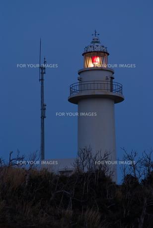 伊豆七島・神津島の灯台の素材 [FYI00481388]