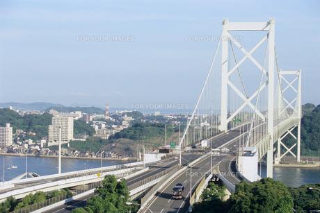 関門橋の素材 [FYI00481435]