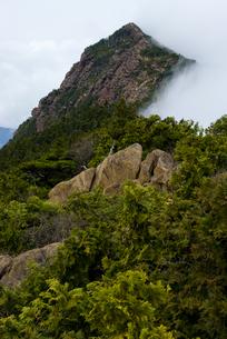四国・東赤石山の写真素材 [FYI00481780]