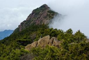 四国・東赤石山の写真素材 [FYI00481783]