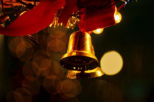 ジングルベルの鐘の音の写真素材 [FYI00481914]
