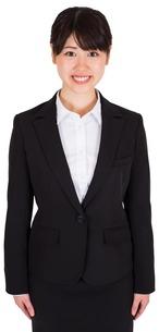 Smiling businesswomanの素材 [FYI00485962]