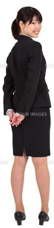 Smiling businesswomanの素材 [FYI00485967]