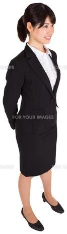 Smiling businesswomanの写真素材 [FYI00485968]