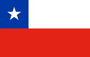 Chili flagの写真素材 [FYI00486576]
