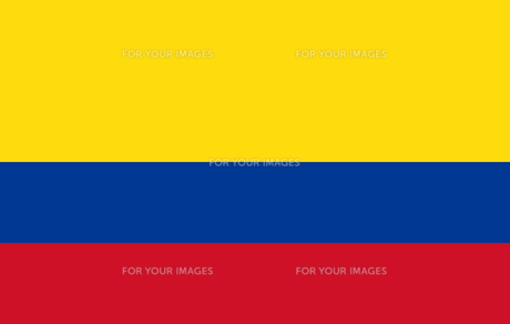 Colombia flagの素材 [FYI00486577]