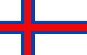 Faroe islands flagの素材 [FYI00486578]