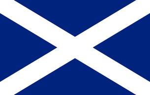 Scotland flagの素材 [FYI00486586]