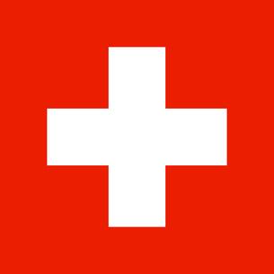 Swiss flagの素材 [FYI00486587]