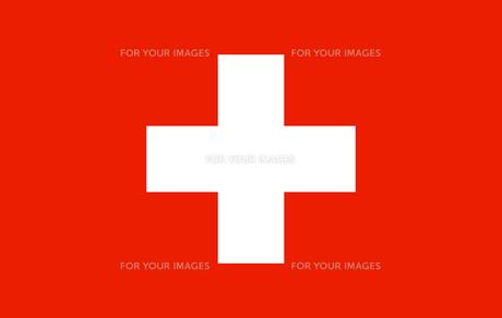 Switzerland flagの素材 [FYI00486590]