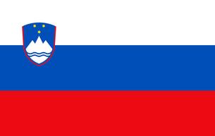 Slovenia flagの素材 [FYI00486593]