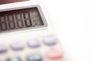 Calculatorの写真素材 [FYI00486636]