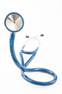 Blue stethoscopeの素材 [FYI00486643]