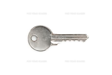 Silver keyの写真素材 [FYI00486668]