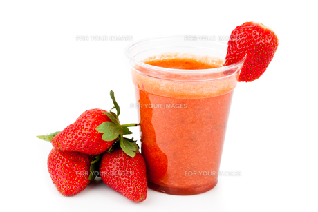 Strawberry smoothieの素材 [FYI00486673]