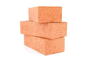 Stack of bricksの写真素材 [FYI00486681]