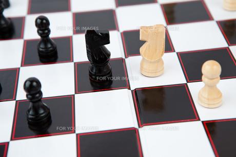 Chessboardの写真素材 [FYI00486682]