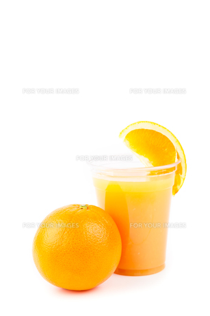 Orange juiceの素材 [FYI00486695]