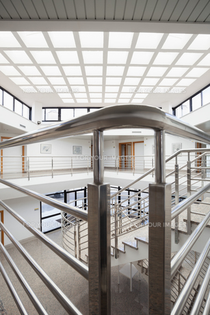 Stairwell of hospitalの素材 [FYI00486862]