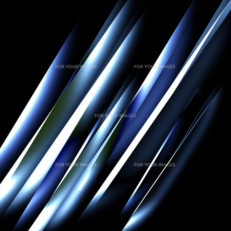 Abstract blue straight linesの素材 [FYI00486935]