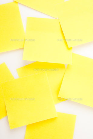 Sticky notesの素材 [FYI00486940]