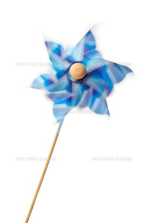 Pinwheel in motionの素材 [FYI00486953]