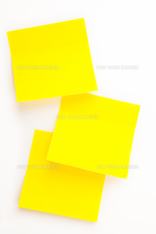 Sticky noteの写真素材 [FYI00487042]