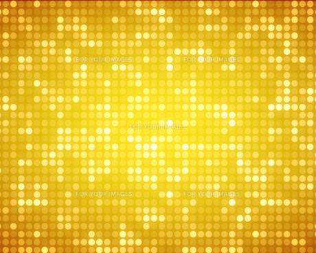 Multiples yellow dotsの写真素材 [FYI00487130]