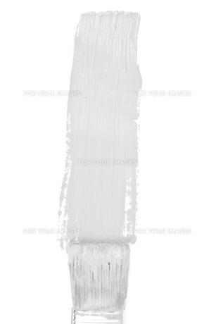 Grey vertical line of paintingの写真素材 [FYI00487250]