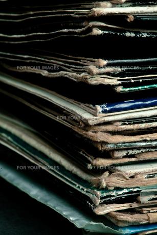 Old vinylsの素材 [FYI00487349]