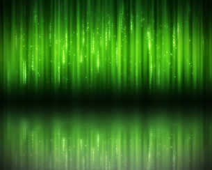 Background of green linesの写真素材 [FYI00487371]
