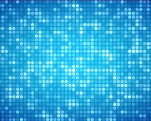 Multiples blue dotsの写真素材 [FYI00487382]