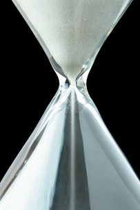 Close up of a hourglassの写真素材 [FYI00487388]
