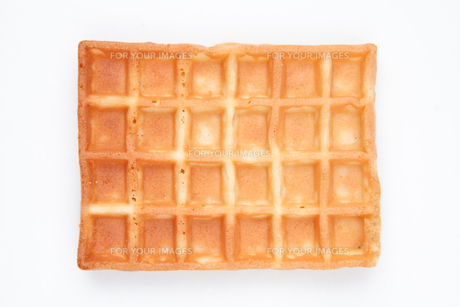 Waffleの写真素材 [FYI00487412]