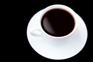 Pure  coffeeの写真素材 [FYI00487428]