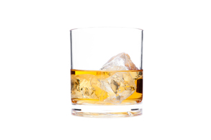 Glass of whiskeyの写真素材 [FYI00487451]