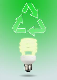 Close up of a light bulbの写真素材 [FYI00487506]