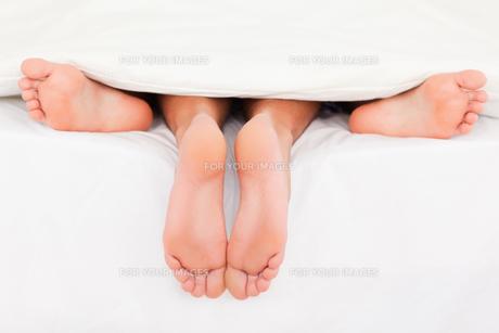 Pairs of feetの写真素材 [FYI00487610]