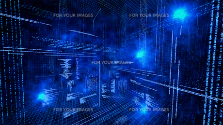 Creative image of coding conceptの写真素材 [FYI00487621]