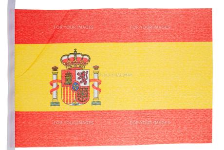 Spanish flagの素材 [FYI00487626]