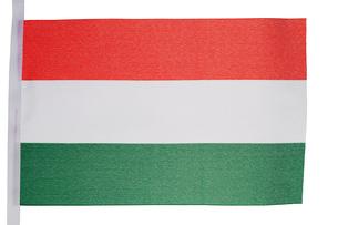 Hungarian flagの素材 [FYI00487634]