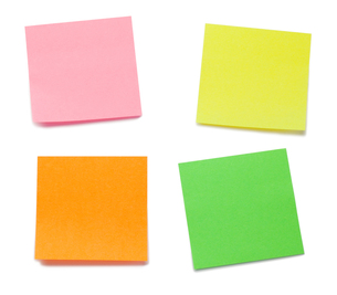 Color postitsの素材 [FYI00487637]