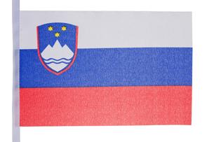 Slovenian flagの素材 [FYI00487679]