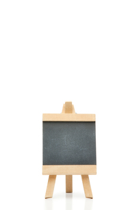 Empty chalkboardの写真素材 [FYI00487708]